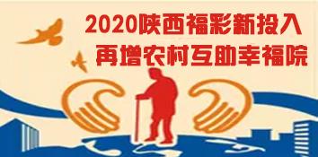 2020年陕西省再建3000个农村互助幸福院