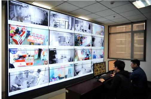 湖南省福彩中心站点销售视频监控系统
