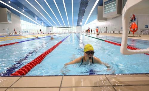 游泳运动比赛